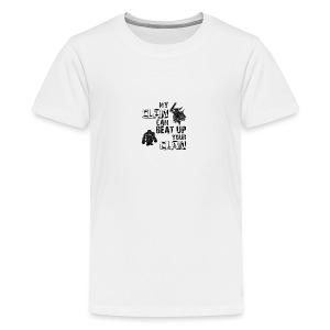 Clash of clans clans selection - Kids' Premium T-Shirt