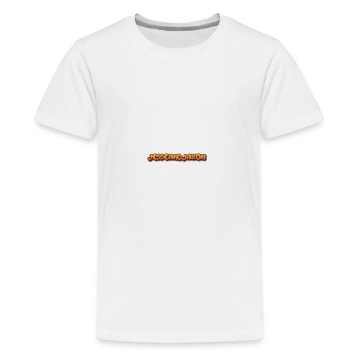 6A559E9F FA9E 4411 97DE 1767154DA727 - Kids' Premium T-Shirt