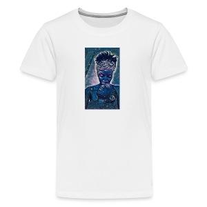 Galaxy Mom and baby - Kids' Premium T-Shirt