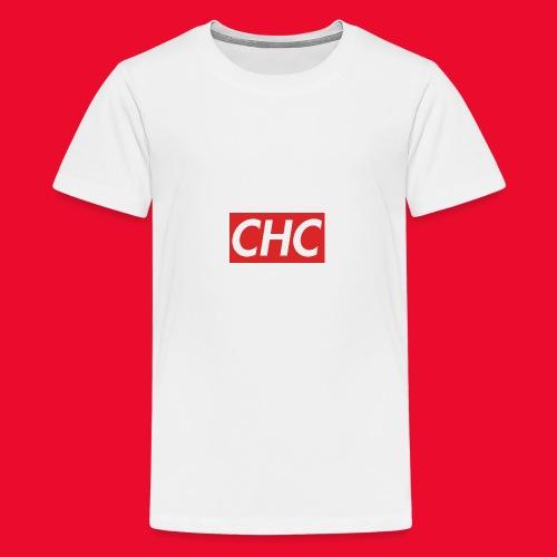 chc logo - Kids' Premium T-Shirt