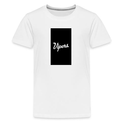 vipers phone case - Kids' Premium T-Shirt