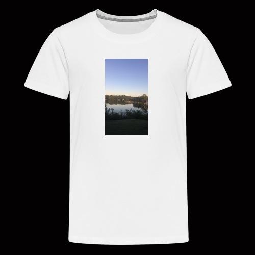 Wet - Kids' Premium T-Shirt