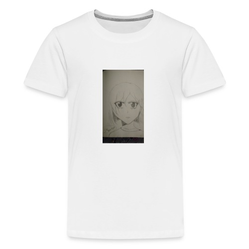 Anime girl - Kids' Premium T-Shirt