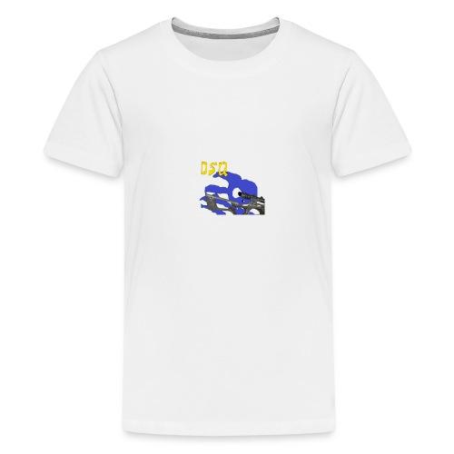 DSQ Logo - Kids' Premium T-Shirt