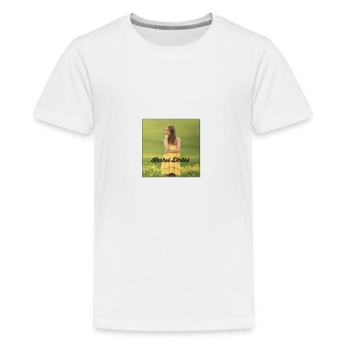 Kashvi Dhital Merch - Kids' Premium T-Shirt
