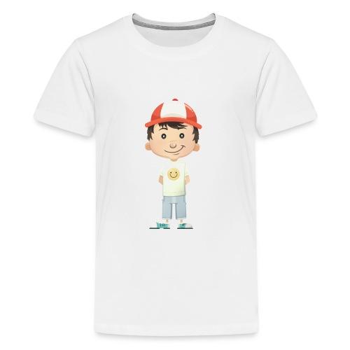 Character - Kids' Premium T-Shirt