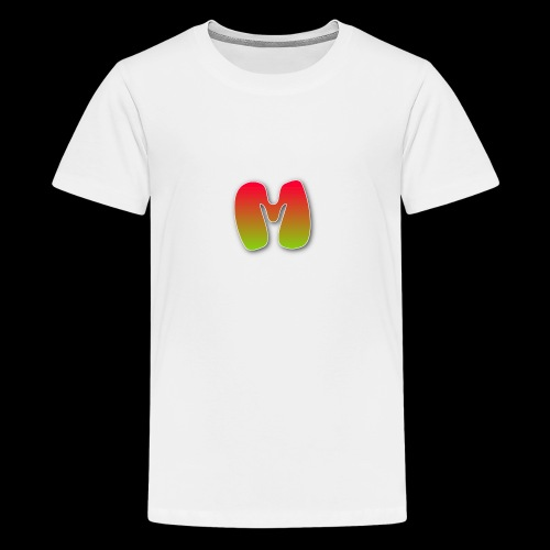 Monster logo shirt - Kids' Premium T-Shirt