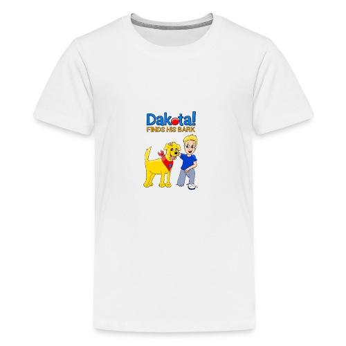 Dakota! Finds His Bark Toddler and Babies - Kids' Premium T-Shirt