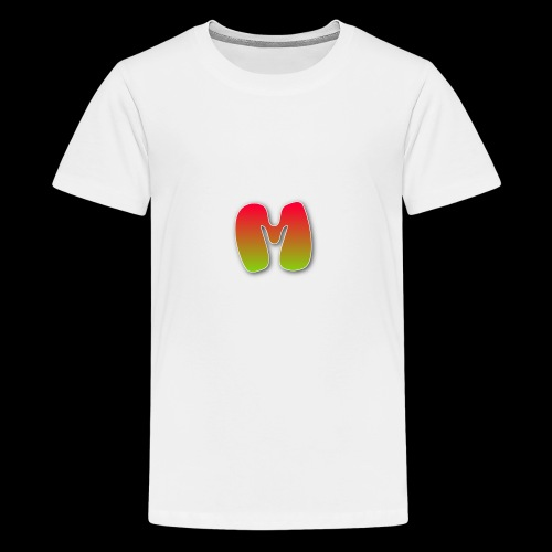Monster logo shirt - Kids' Premium T-Shirt