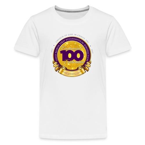 ONFJ Centennial Medallion - Kids' Premium T-Shirt