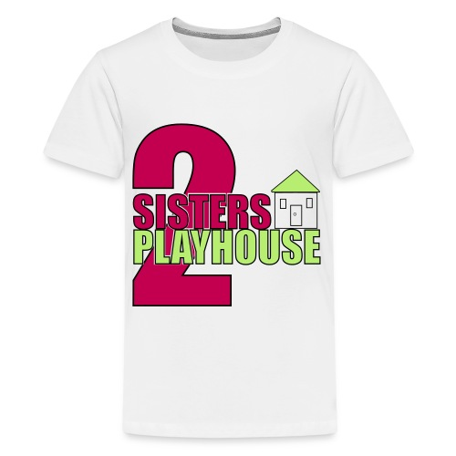 2sisters colorhouse 7 - Kids' Premium T-Shirt