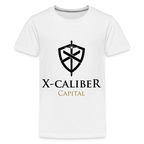 X-Caliber Capital - Kids' Premium T-Shirt