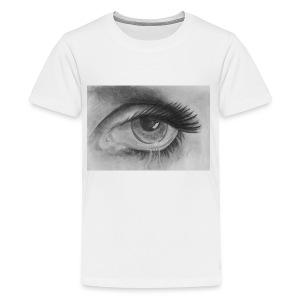 CryingEye - Kids' Premium T-Shirt
