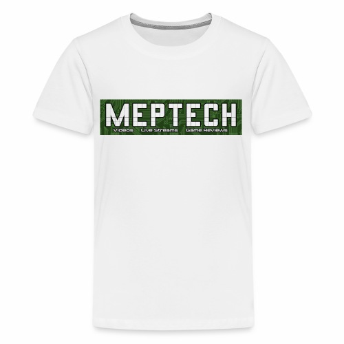 MepTech YTG Logo - Kids' Premium T-Shirt