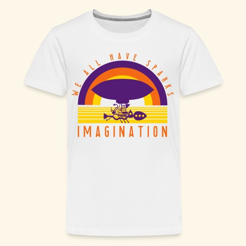 We All Have Sparks - Kids' Premium T-Shirt