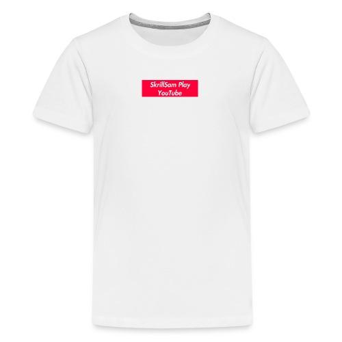 supreme box logo Cloths - Kids' Premium T-Shirt