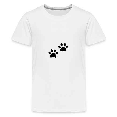 Paws - Kids' Premium T-Shirt
