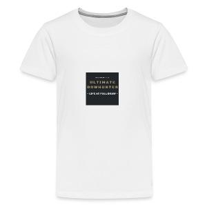 LIFE AT FULL DRAW - Kids' Premium T-Shirt