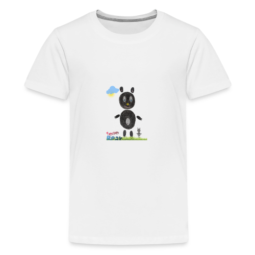 Tono bear - Kids' Premium T-Shirt