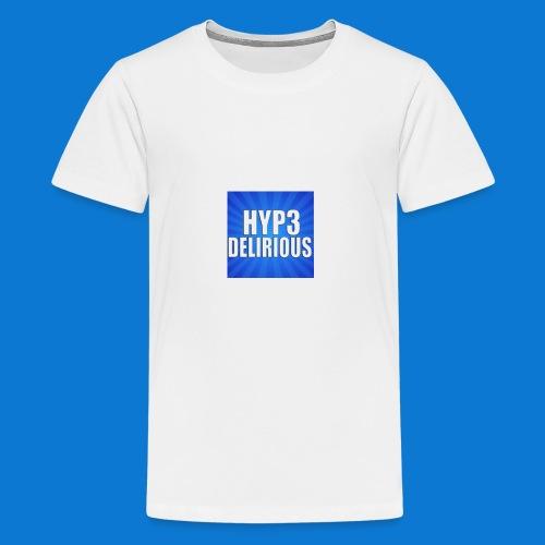 HYP3Delirious Logo - Kids' Premium T-Shirt