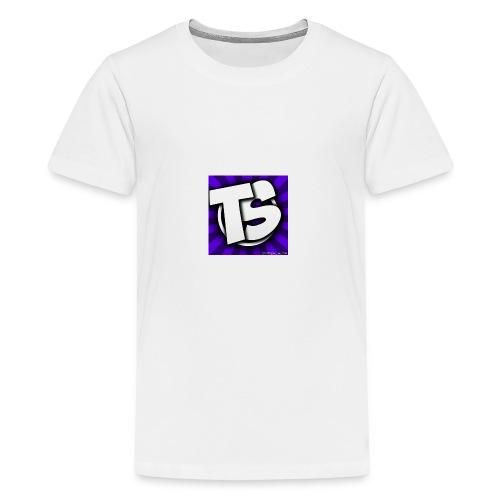 Tristan Snead Logo - Kids' Premium T-Shirt