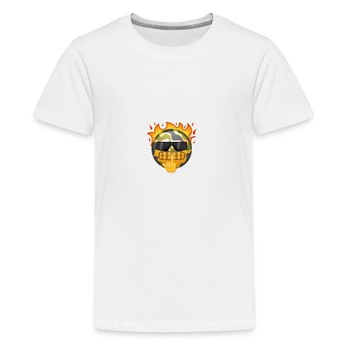 Awesomeness Head - Kids' Premium T-Shirt