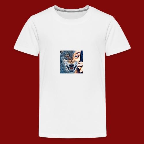Beast & Beauty - Kids' Premium T-Shirt