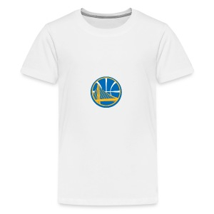 Golden State Warriors - Kids' Premium T-Shirt