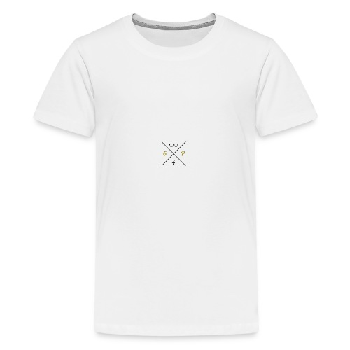 hipsterlogogenerator_1465846340834 - Kids' Premium T-Shirt