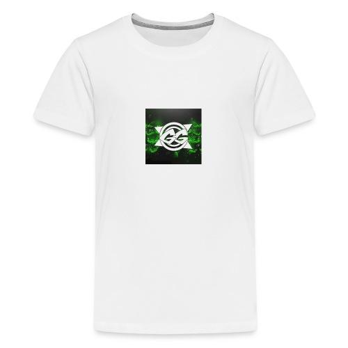 our sponsor galvanized grips - Kids' Premium T-Shirt