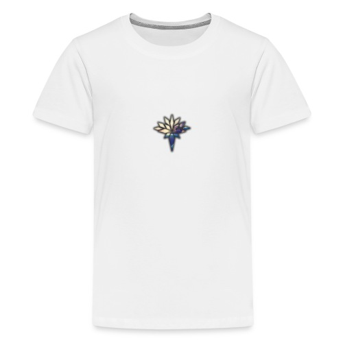Mr.Swiss logo - Kids' Premium T-Shirt