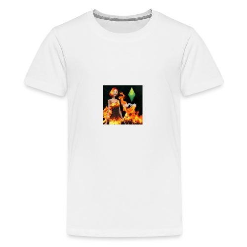LadyPhynix - Kids' Premium T-Shirt