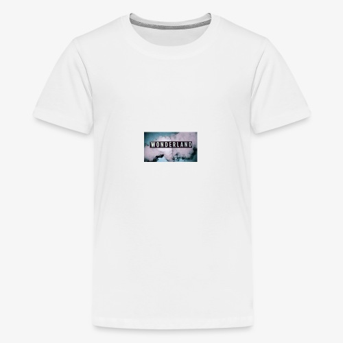 wonderland case - Kids' Premium T-Shirt