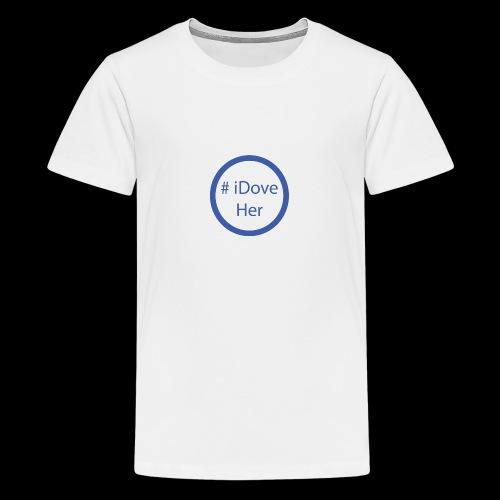 iDove - Kids' Premium T-Shirt