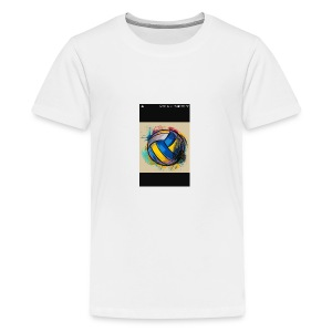 I won't won't stop til I want to stop - Kids' Premium T-Shirt