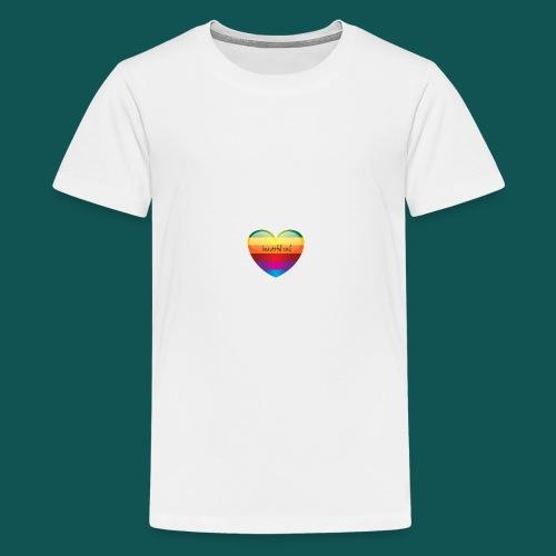LogoMaker-1483188880915 - Kids' Premium T-Shirt