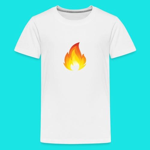 Heated Podcast - Kids' Premium T-Shirt