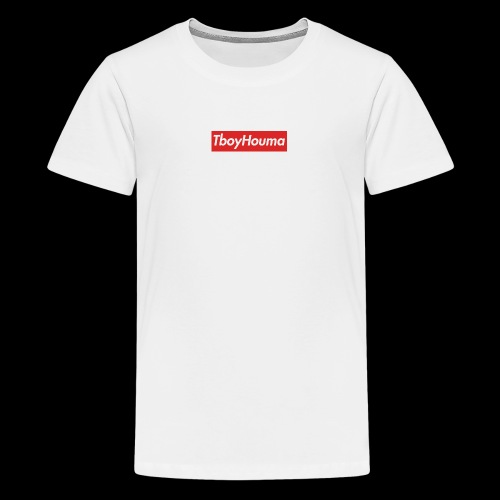 TboyHouma Supreme Logo Merch - Kids' Premium T-Shirt