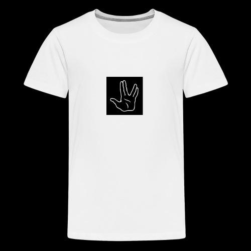 The grid apparel - Kids' Premium T-Shirt