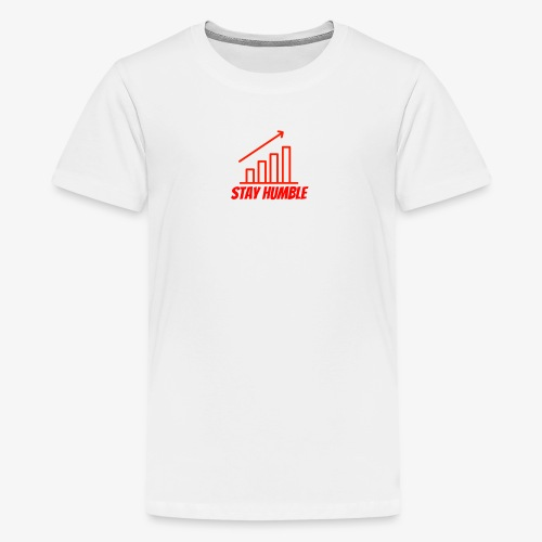 say humble - Kids' Premium T-Shirt