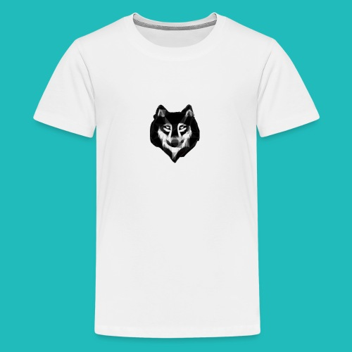 Wolf merch - Kids' Premium T-Shirt