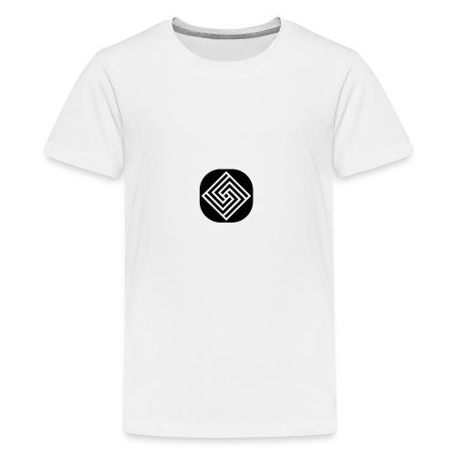 Open Spiral - Kids' Premium T-Shirt