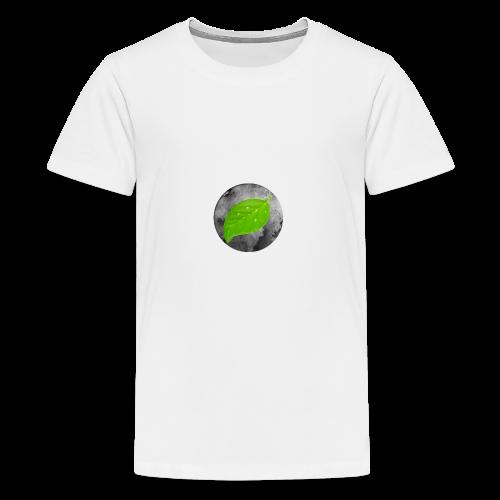 Falling Leaf - Kids' Premium T-Shirt