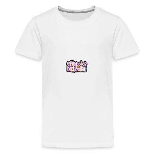 Pimpollos distroller official logo - Kids' Premium T-Shirt