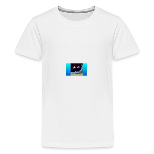 jack in spaceack space - Kids' Premium T-Shirt