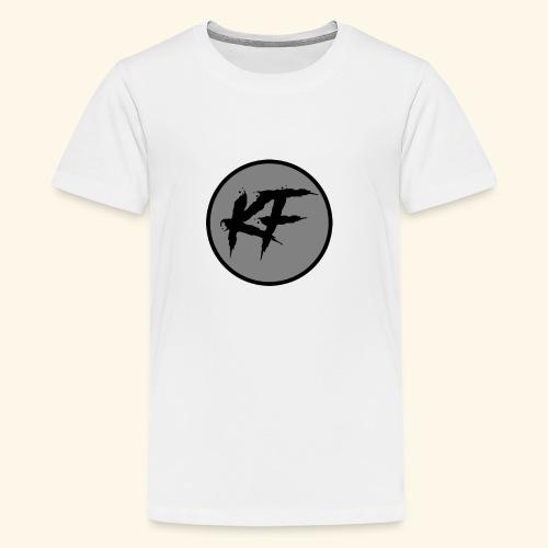 KF-Circle Logo - Kids' Premium T-Shirt
