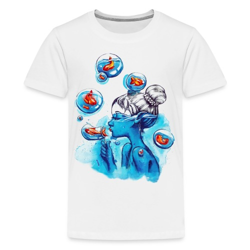 bubbles - Kids' Premium T-Shirt