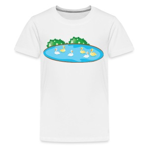 Duck - Kids' Premium T-Shirt