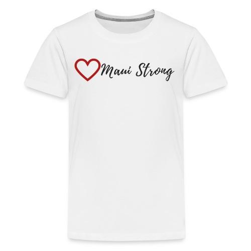 MAUI STRONG - Kids' Premium T-Shirt