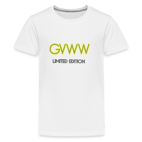 LIMIETED EDITION GVWW - Kids' Premium T-Shirt